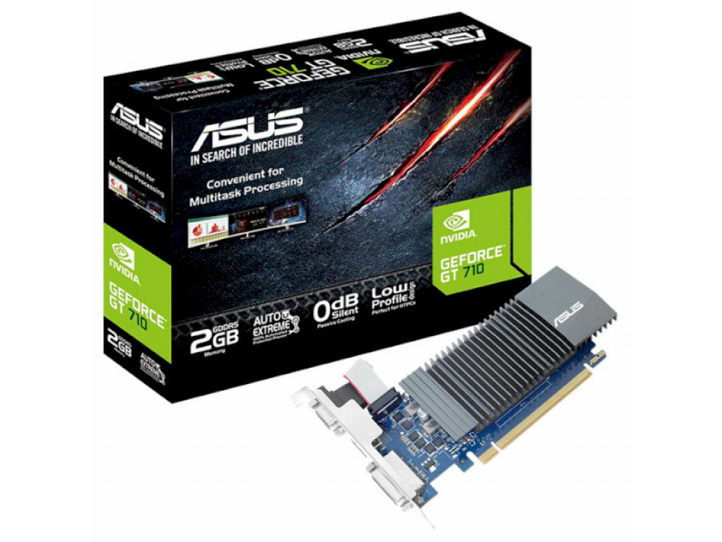 Видеокарта ASUS GeForce GT710 (GT710-SL-2GD5)