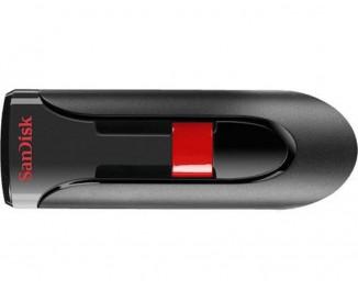 Флешка USB 3.0 256Gb SanDisk Cruzer Glide Black (SDCZ600-256G-G35)