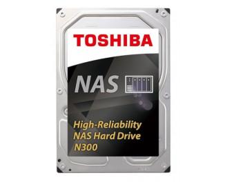 Жесткий диск 4000Gb Toshiba N300 NAS (HDWQ140UZSVA)