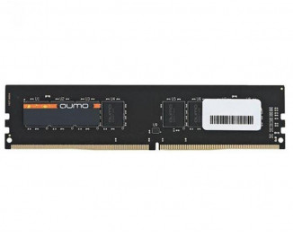 Оперативная память DDR4 16 Gb (2400 MHz) QUMO For Intel solutions (QUM4U-16G2400S16)