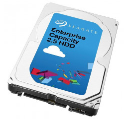 Жесткий диск для сервера 2000Gb Seagate Enterprise Capacity HDD Exos 7E2000 (ST2000NX0253)
