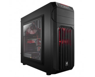 Корпус Corsair Carbide Series SPEC-01 RED LED (CC-9011050-WW)