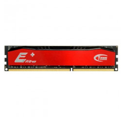 Оперативная память DDR4 4 Gb (2400 MHz) Team Elite Plus Red (TPRD44G2400HC1601)