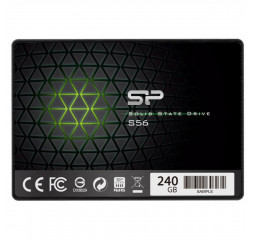 SSD накопитель 240Gb Silicon Power Slim S56 (SP240GbSS3S56B25)