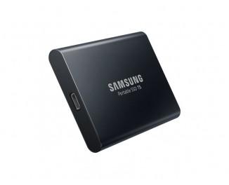 Внешний SSD накопитель 1 TB Samsung Portable T5 (MU-PA1T0B/WW)