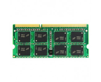 Память для ноутбука SO-DIMM DDR3 4 Gb (1066 MHz) GOODRAM for Apple iMac (W-AMM10664G)