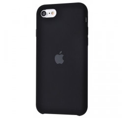 Чехол для смартфона Apple iPhone 7 / 8 Silicone Case (original quality) Black