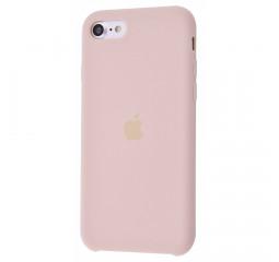 Чехол для смартфона Apple iPhone 7 / 8 Silicone Case (original quality) Pink Sand