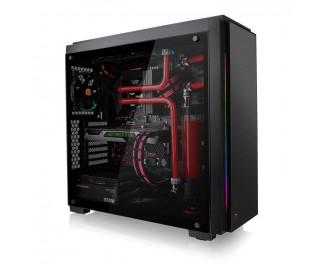 Корпус Thermaltake Versa C23 Tempered Glass RGB Edition (CA-1H7-00M1WN-00)