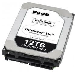 Жесткий диск 12 TB Hitachi HGST Ultrastar He12 (0F30146 / HUH721212ALE604)
