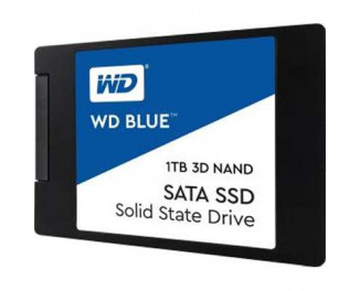 SSD накопитель 1 TB WD Blue 3D NAND (WDS100T2B0A)