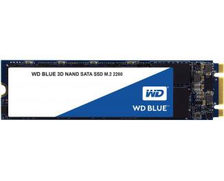 SSD накопитель 1000Gb WD Blue 3D NAND M.2 2280 (WDS100T2B0B)