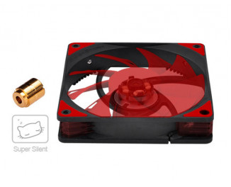 Кулер для корпуса Deepcool Gamer Storm TF120 Red