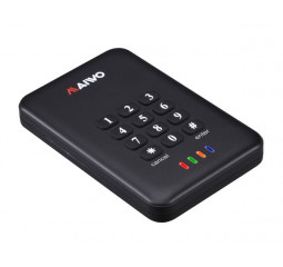 Карман внешний Maiwo K2533 Keypod security Black
