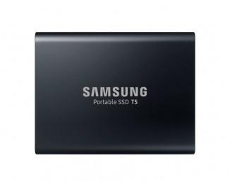 Внешний SSD накопитель 2000Gb Samsung T5 Black (MU-PA2T0B/WW)