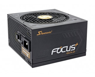 Блок питания 550W Seasonic FOCUS Plus Gold (SSR-550FX)