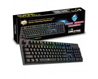 Клавиатура Genius Scorpion K10 USB Black Ukr