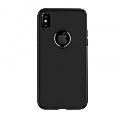 Чехол для смартфона Apple iPhone X Hoco Fascination series TPU Black