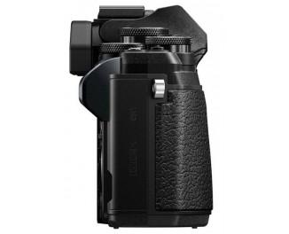 Беззеркальный фотоаппарат Olympus OM-D E-M10 Mark III Body Black (V207070BE000)