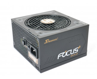 Блок питания 650W Seasonic FOCUS Plus Gold (SSR-650FX)