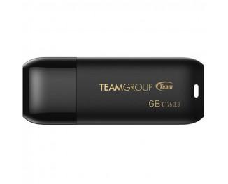 Флешка USB 3.1 16Gb Team C175 Pearl Black (TC175316GB01)