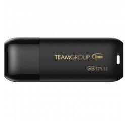 Флешка USB 3.1 32Gb Team C175 Pearl Black (TC175332GB01)