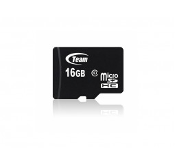Карта памяти microSD 16Gb Team (TUSDH16GCL1002)