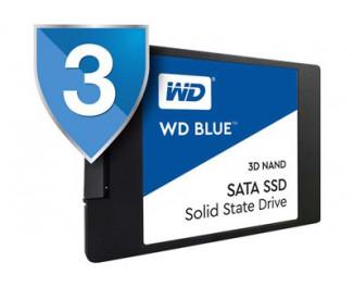 SSD накопитель 2000Gb WD Blue (WDS200T2B0A)