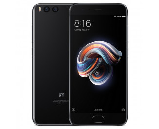 Смартфон Xiaomi Mi Note 3 6/64Gb Black