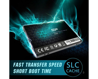 SSD накопитель 256Gb Silicon Power Ace A55 (SP256GBSS3A55S25)