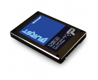 SSD накопитель 120Gb Patriot Burst (PBU120GS25SSDR)
