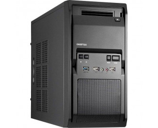 Корпус Chieftec LIBRA Minitower с БП GPA-450S (LT-01B-GPA-450S)
