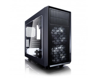 Корпус Fractal Design Focus G Mini Black (FD-CA-FOCUS-MINI-BK-W)