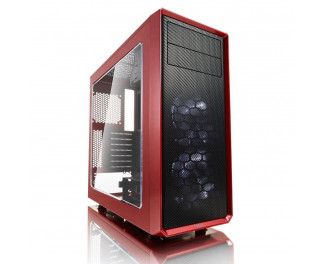 Корпус Fractal Design Focus G Mystic Red (FD-CA-FOCUS-RD-W)