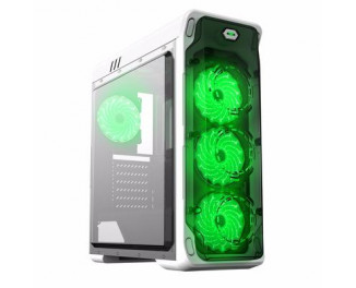 Корпус GAMEMAX StarLight W-Green