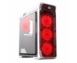 Корпус GAMEMAX StarLight W-Red