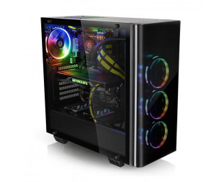Корпус Thermaltake View 21 Tempered Glass Edition (CA-1I3-00M1WN-00)