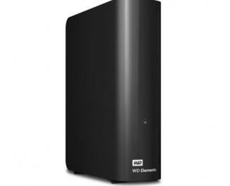 Внешний жесткий диск 4000Gb WD Elements Desktop (WDBG0040HBK)