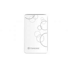 Внешний жесткий диск 2000Gb Transcend StoreJet 25A3 (TS2TSJ25A3W)