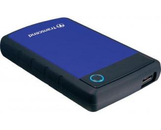 Внешний жесткий диск 4000Gb Transcend StoreJet 25H3 (TS4TSJ25H3B)