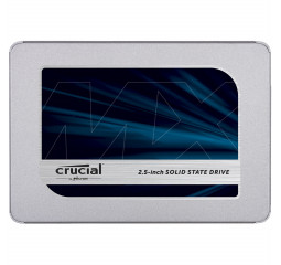 SSD накопитель 500Gb Crucial MX500 (CT500MX500SSD1)