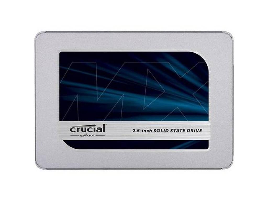 SSD накопитель 250Gb Crucial MX500 (CT250MX500SSD1)