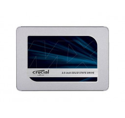 SSD накопитель 250Gb Crucial MX500 (CT250MX500SSD1)