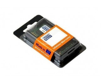 Память для ноутбука SO-DIMM DDR3 4 Gb (1600 MHz) GOODRAM (GR1600S364L11/4G)