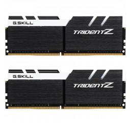 Оперативная память DDR4 16 Gb (3200 MHz) (Kit 8 Gb x 2) G.SKILL Trident Z (F4-3200C16D-16GTZKW)