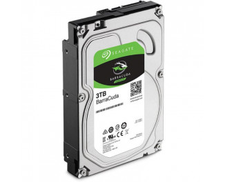 Жесткий диск 3 TB Seagate BarraCuda (ST3000DM007)
