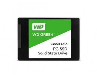 SSD накопитель 120Gb WD Green (WDS120G2G0A)