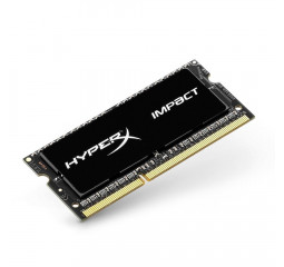 Память для ноутбука SO-DIMM DDR3 8 Gb (1600 MHz) Kingston HyperX Impact Low Voltage (HX316LS9IB/8)