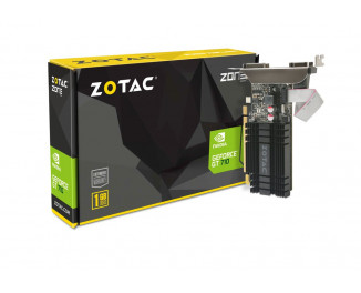 Видеокарта ZOTAC GeForce GT 710 1GB (ZT-71301-20L)