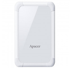 Внешний накопитель 1000Gb Apacer AC352 White (AP1TBAC532W-1)